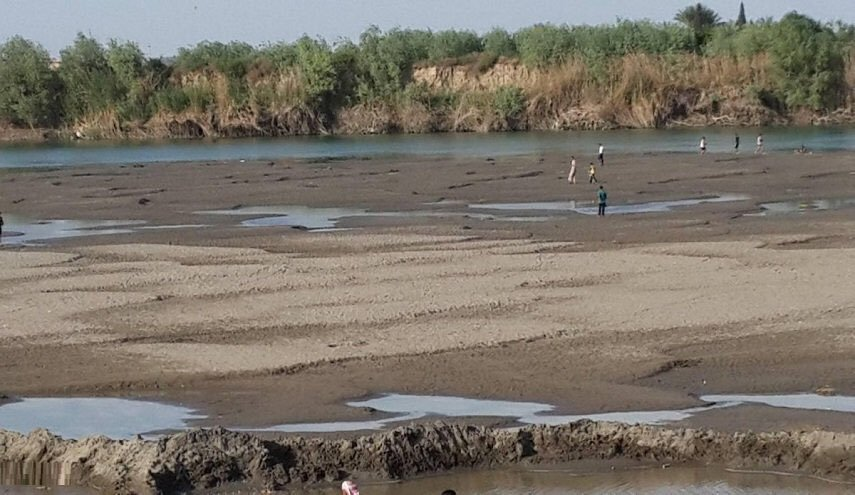 Картинки по запросу река Тигр мелеет