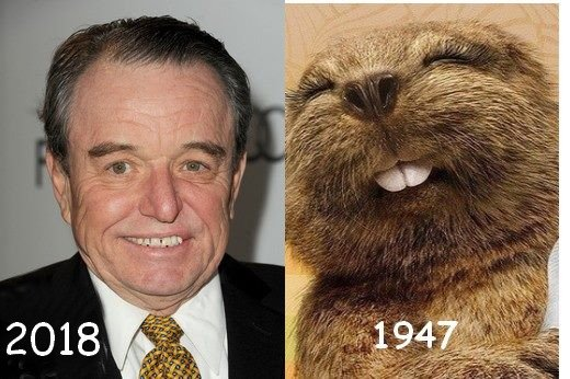 Happy Birthday to Jerry Mathers. Amazing how much he changed..