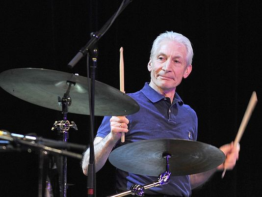 Wishing a very happy birthday to Charlie Watts. One of the coolest cats in the biz! XO