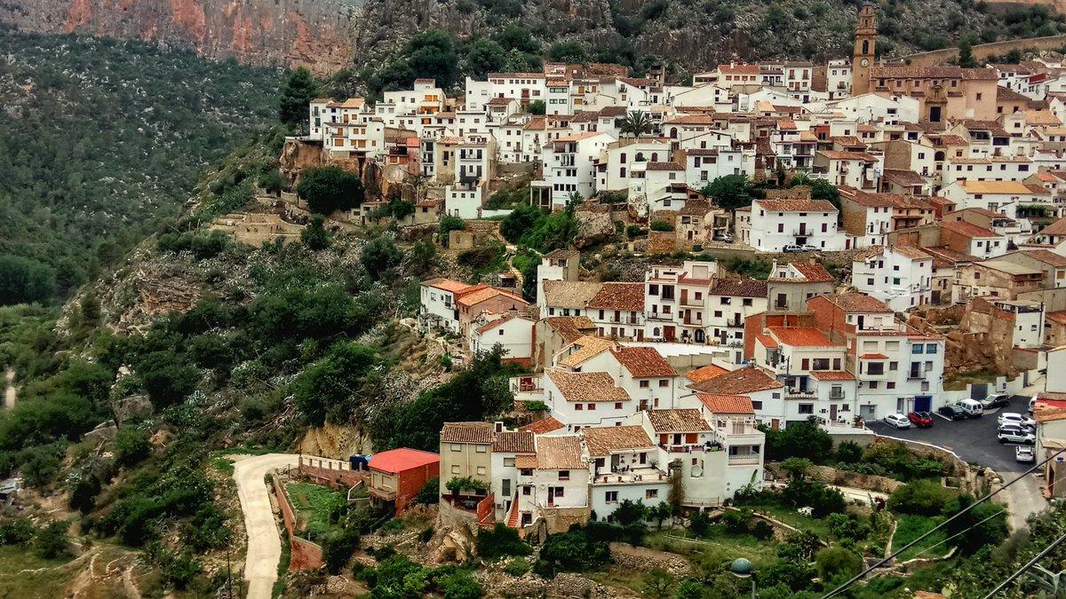 Iniciando vacaciones por el interior de Valencia. Una maravilla muy recomendable #chelva #chulilla #valencia @love_valencia @c_valenciana