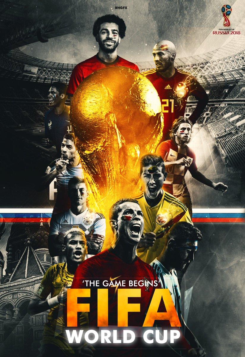Rhgfx On Twitter World Cup Poster X Desktop Wallpaper Here Starts