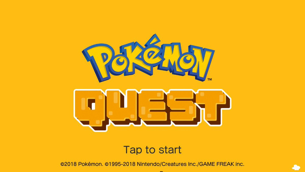 Pokémon Quest - Switch/Mobile - Page 3 - Nintendo Gaming - N-Europe Forums