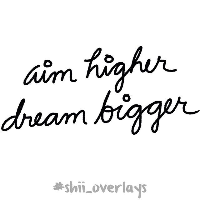Aimhigherdreambigger Hashtag On Twitter