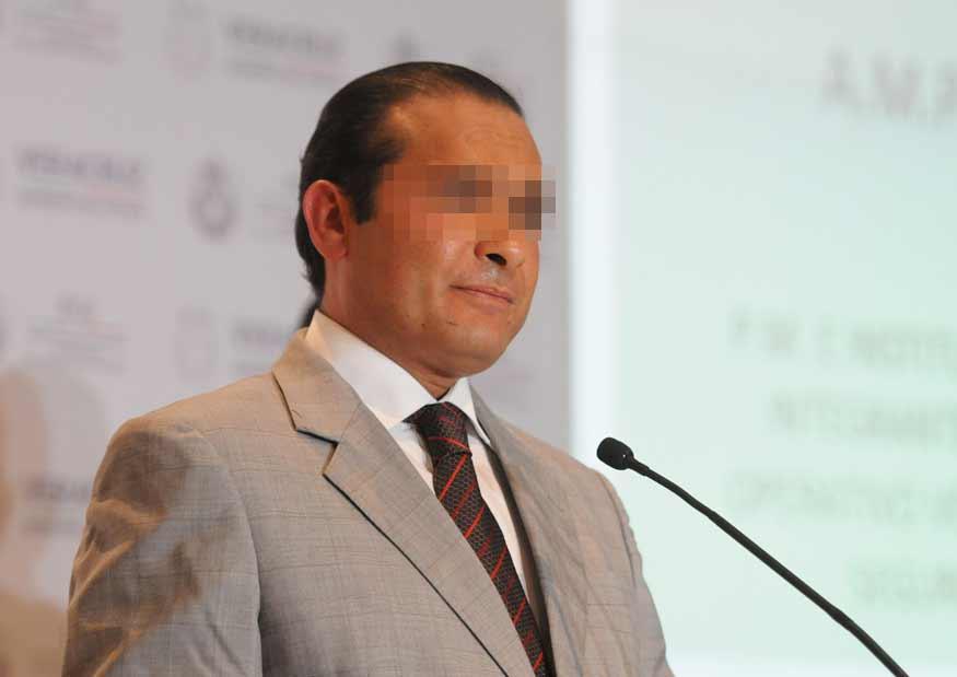 Veracruz: LuisAngelBravo obtiene suspensión provicional para NO ser detenido. Noticias en tiempo real