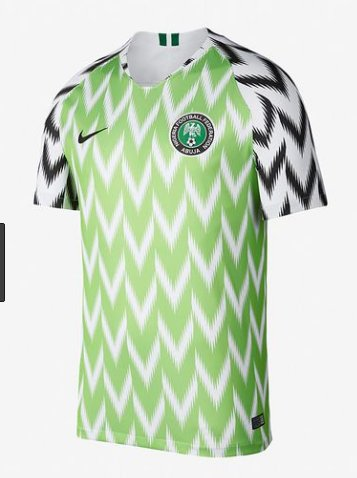 With Ireland not going to Russia, we're supporting Nigeria at the World Cup for several significant reasons:   ✅ The kit looks class ✅ They play in green ✅ Nigeria consumes more Guinness than Ireland  #COYBIG  #ENGNGA