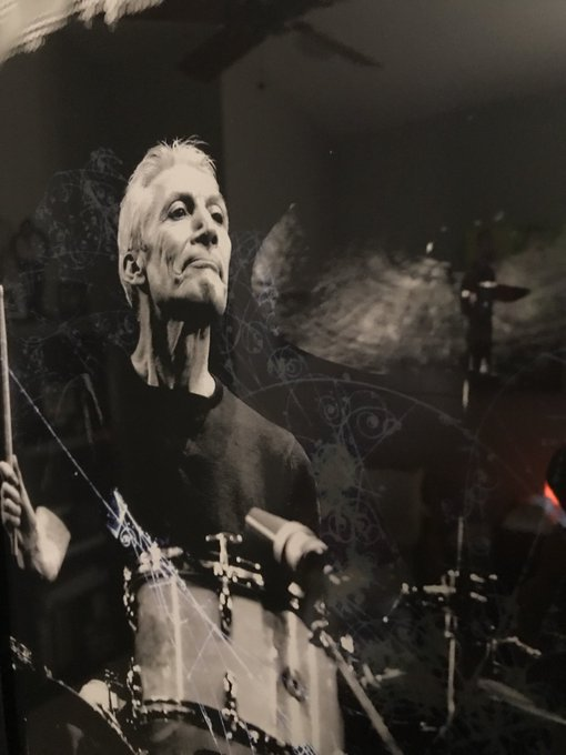 Happy Birthday to the coolest drummer in the unflappable Charlie Watts