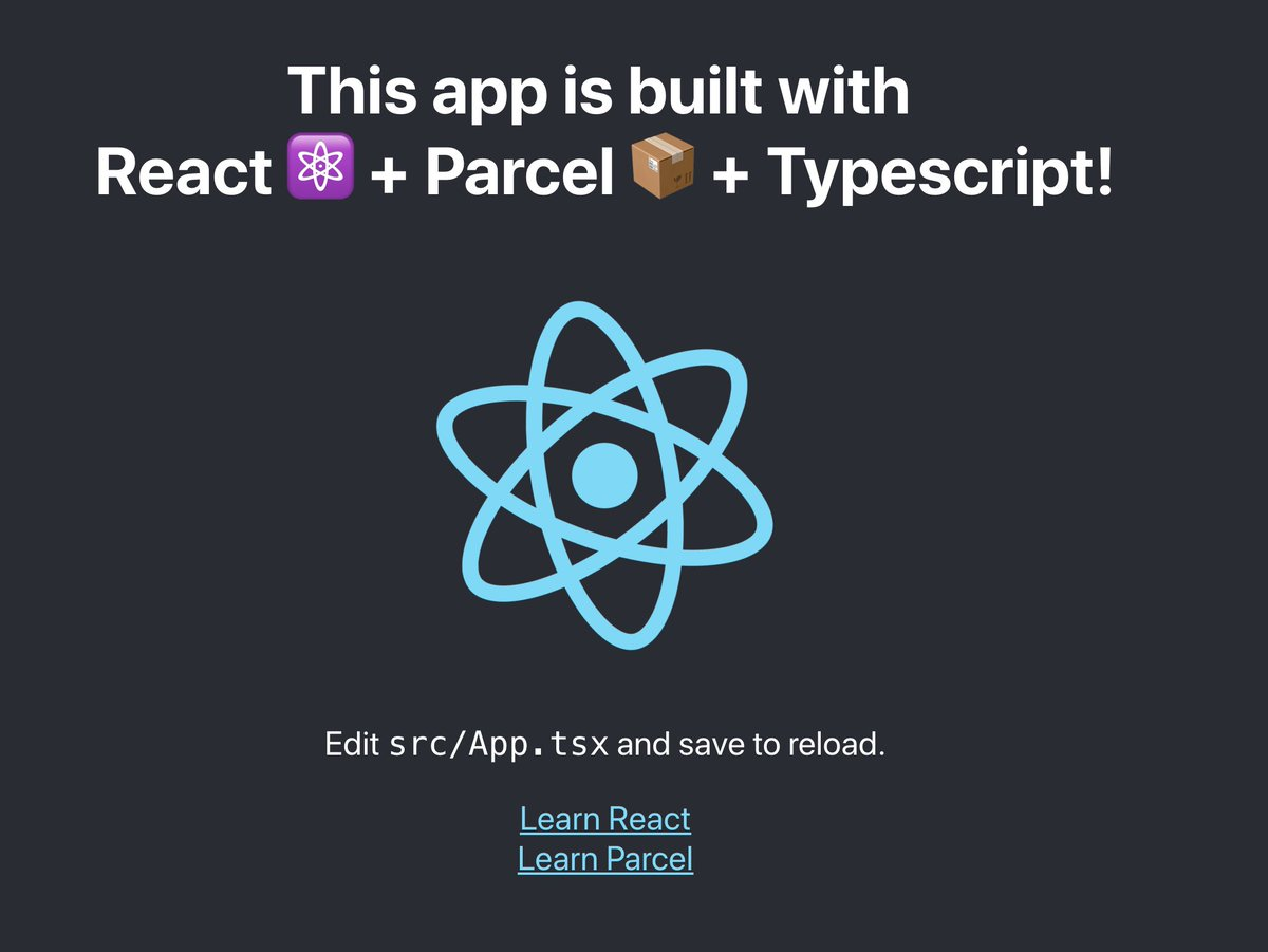 typescript create react app
