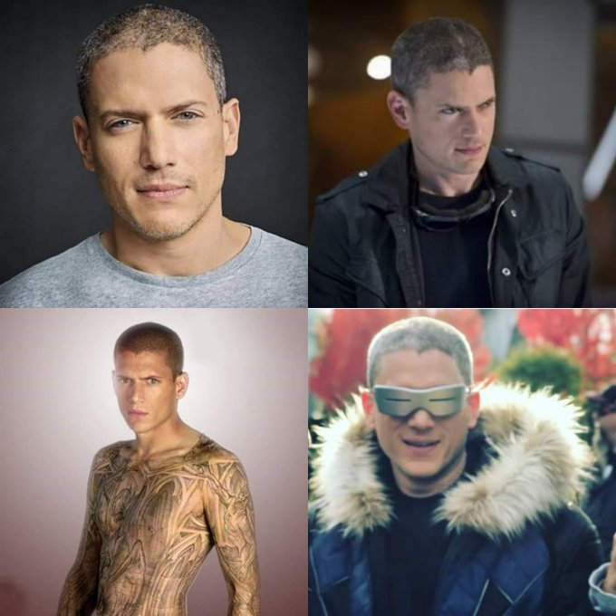 Happy 46th birthday to the gorgeous Wentworth Miller