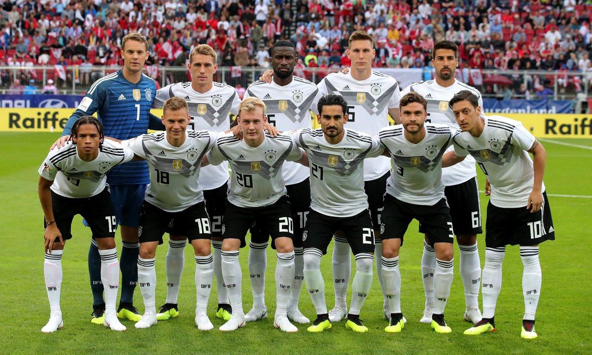 Австрия - Германия 2:1. Нойер вернулся, но не спас бундестим от заслуженного поражения - изображение 1
