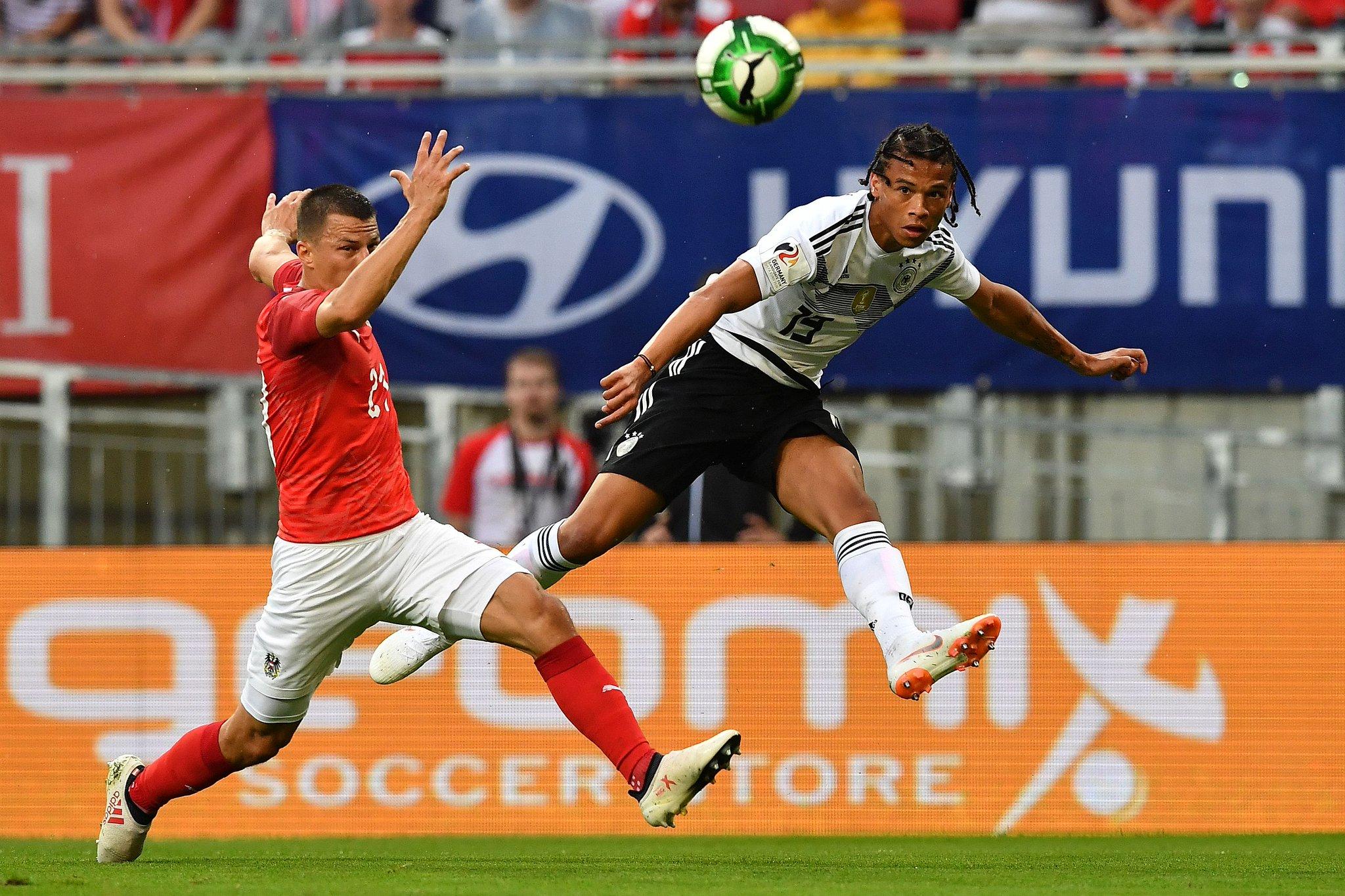 หมดท่า!!  อินทรีเหล็ก มาผิดฟอร์ม โดน ออสเตรีย ลูบคมพ่าย 2-1