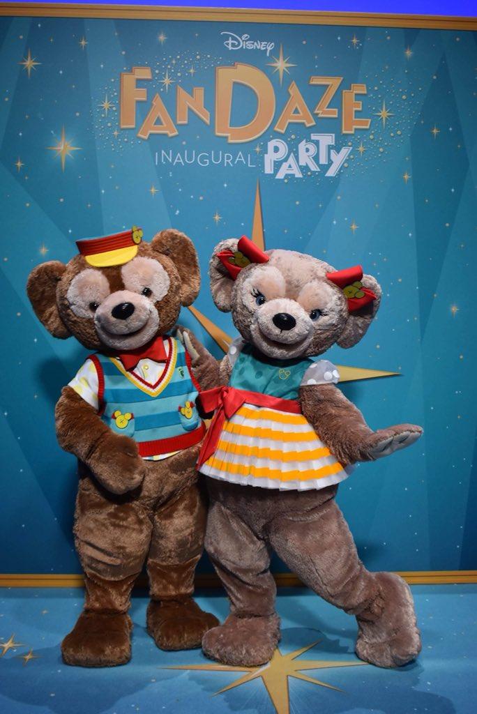[Soirée] Disney FanDaze Inaugural Party (2 juin 2018) - Page 37 DetSPVAXcAAI1Sg
