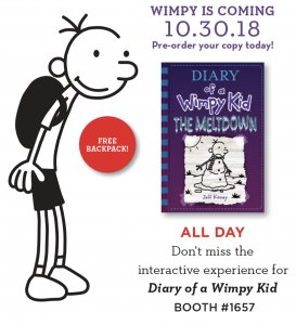 meltdown diary of a wimpy kid