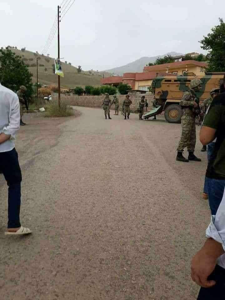 الجيش التركي يتوغل 27 كيلومترًا داخل الأراضي العراقية DetYkYHWkAA2JaW