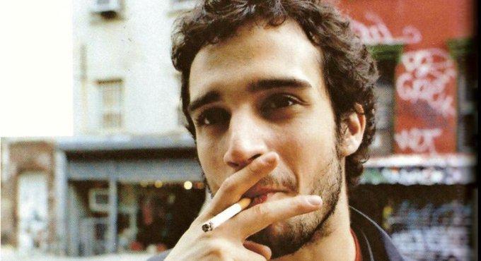 Happy Birthday to my love, Fabrizio Moretti.  Inspired me to start making music.