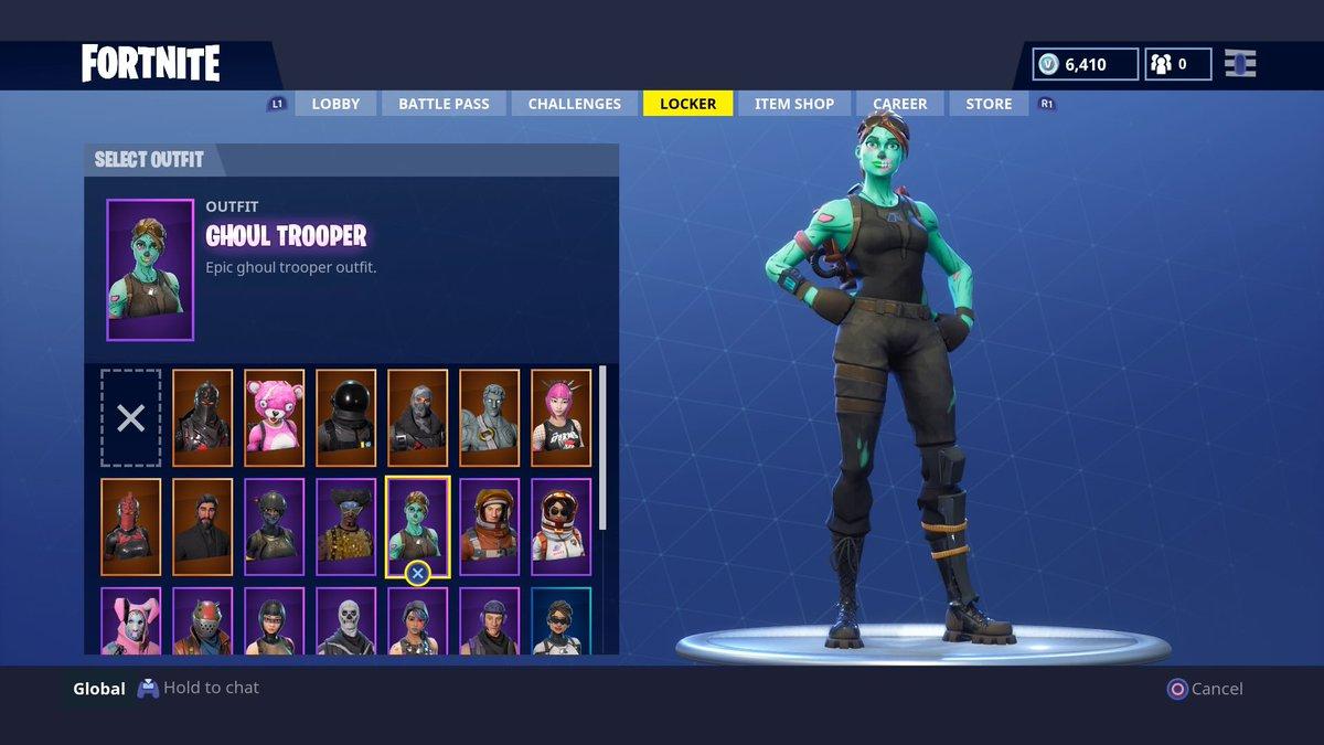 Fresh Skull Trooper Fortnite Account Skull Trooper Skulltroopsale Twitter