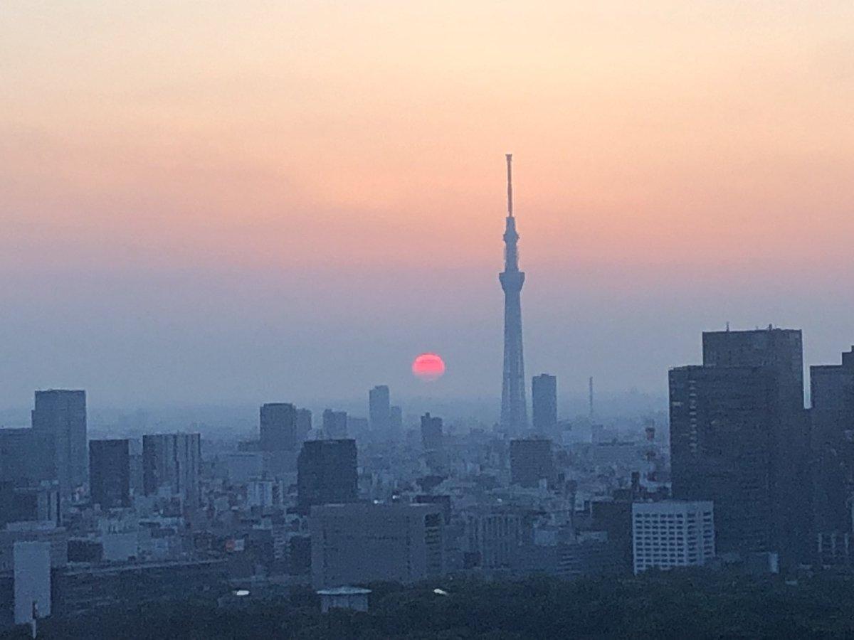 Day 2. Spiritual rejuvenation starting from #sunrise. Let @AirCanada take you from #Montreal to #Tokyo to experience this satisfaction. #ThePrinceGalleryTokyoKioicho #IyashiTabi #flytheflag #ilovejapan @jntocanada pic.twitter.com/RaBJ6HXHOi