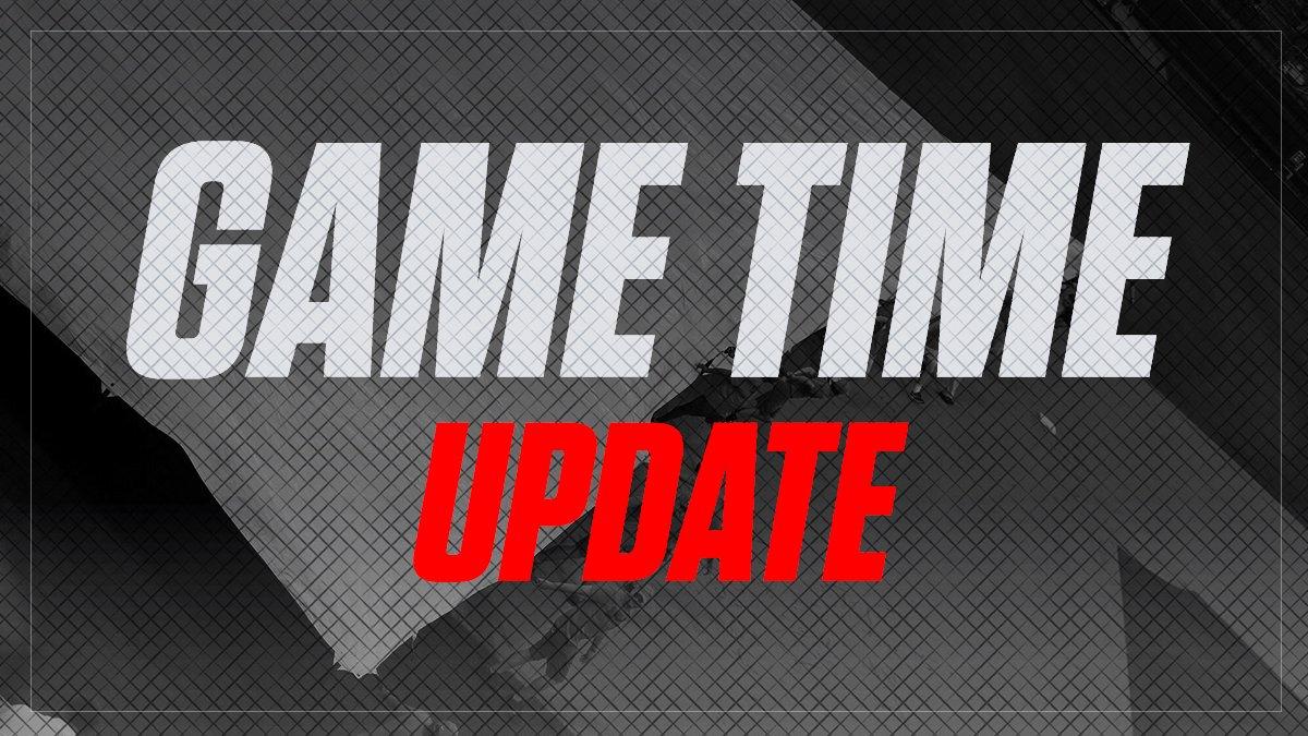 "b1d01ff20d6 Uživatel NCAA Baseball na Twitteru  ""🚨GAME TIME CHANGE 🚨 Athens ..."