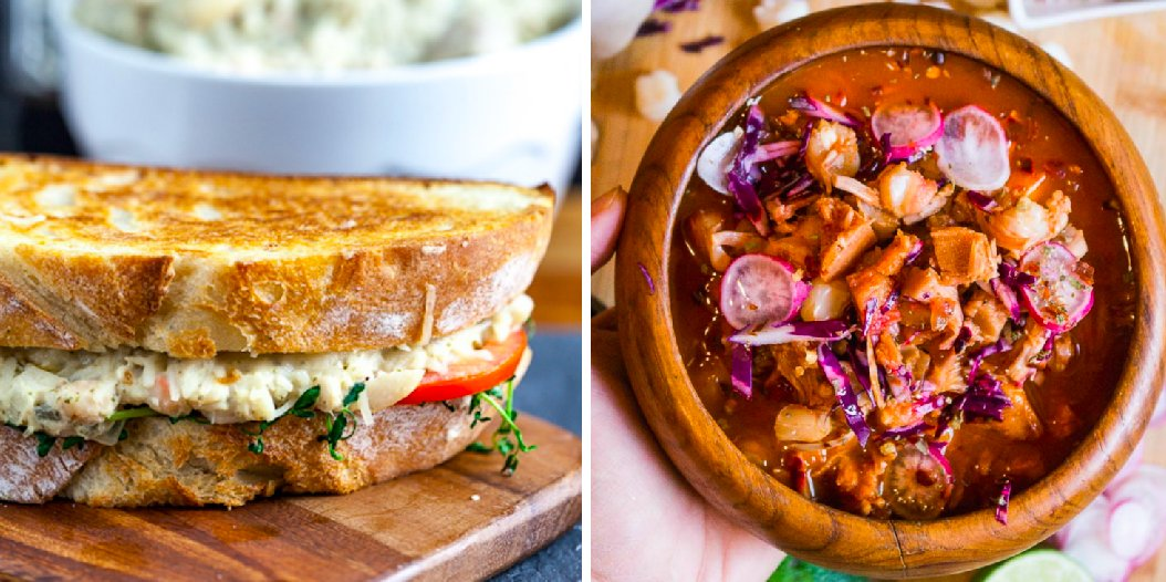 15 Jackfruit Recipes That'll Impress Vegans And Carnivores Alike https://t.co/xHYGWpHiWU #yummy #foodie #delicious https://t.co/6dgB2YaFk8