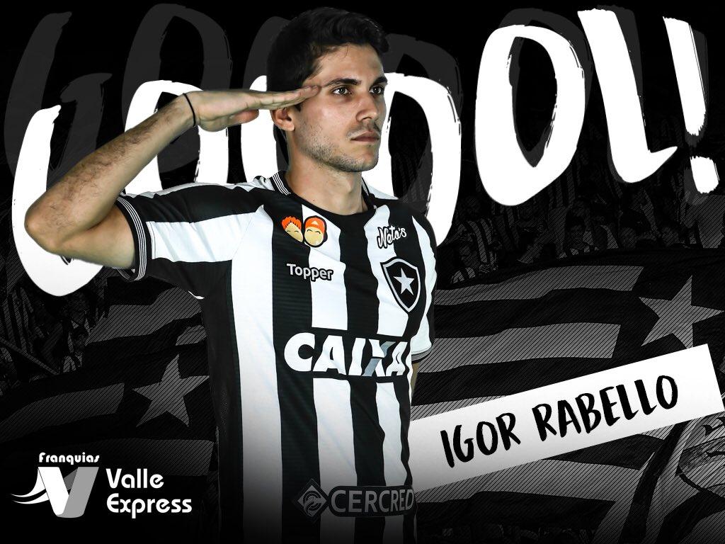 GOOOOOL DO FOGÃO!! GENERAL RABELLO!!  Vasco 0x2 BOTAFOGO  Apresentado por Valle Express