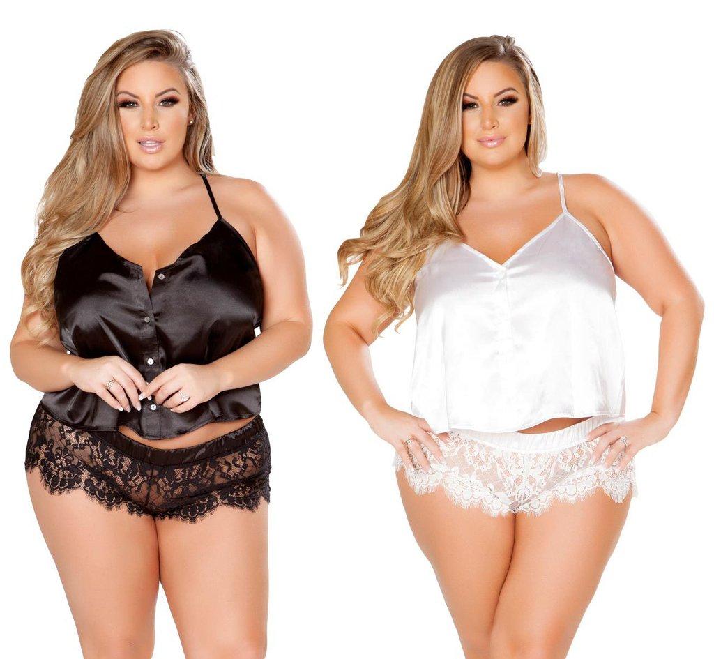 71afa30766532 ...  sleepwear  camiset  pajamas  sexysleepwear  sexy  plussize   plussizelingerie  satin  fashion  fashionista  curves  curvy pic.twitter .com r6CNbyvGRc