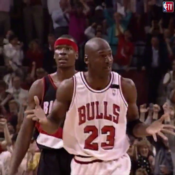Michael Jordan's famous 'Shrug Game' had a pretty dark story behind it