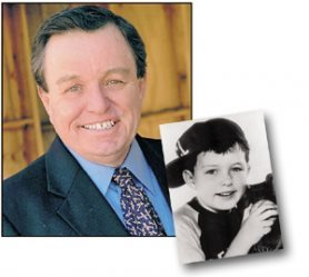The Leave it to Beaver kid is 70 years old today! Happy birthday, Jerry Mathers. Right behind ya.
