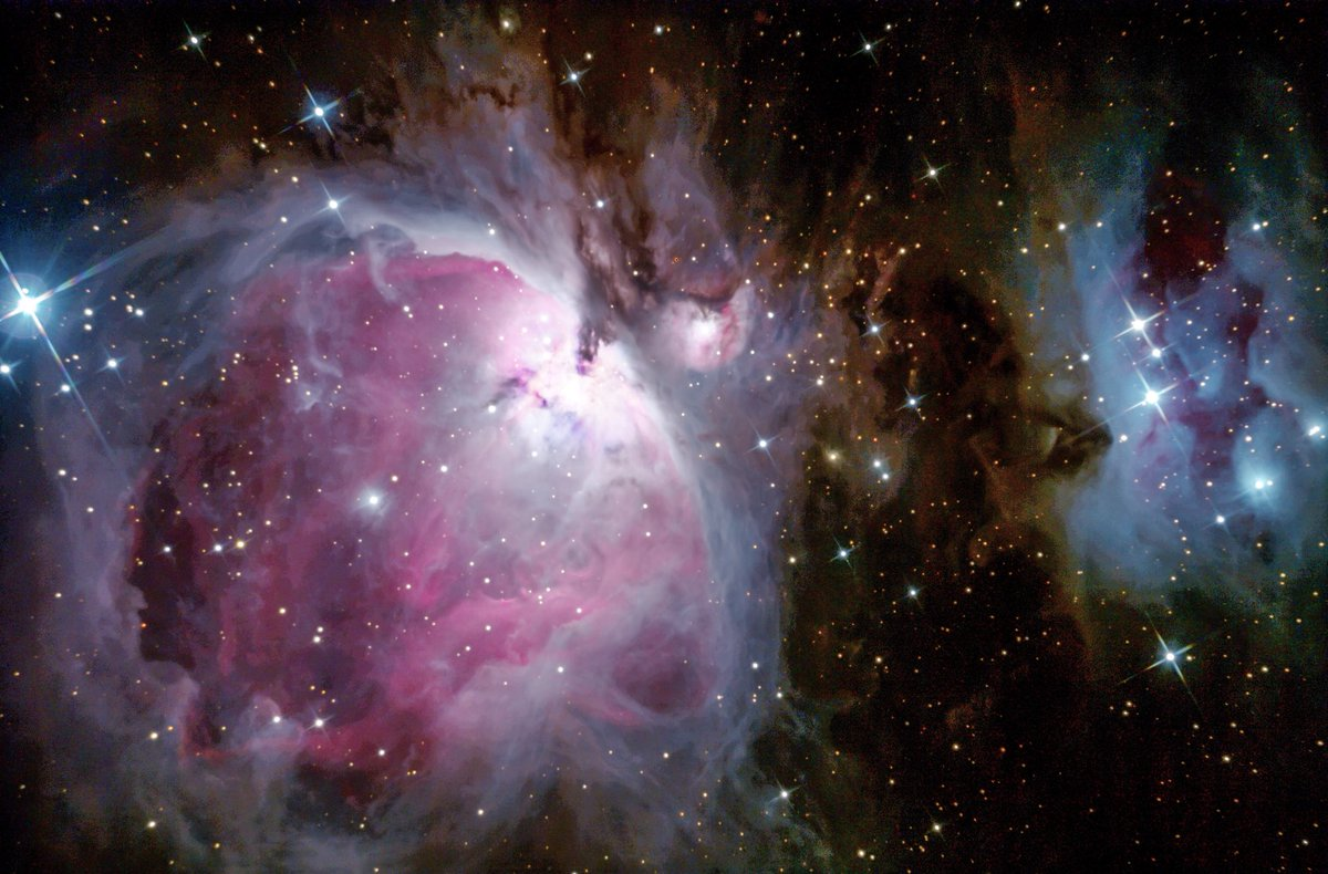 orion nebula location - HD 1200×790