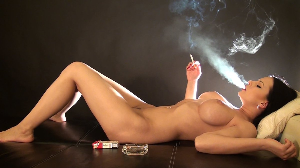 Photos And Clips Of Nude Men And Women Smoking Cigarettes Or Cigars