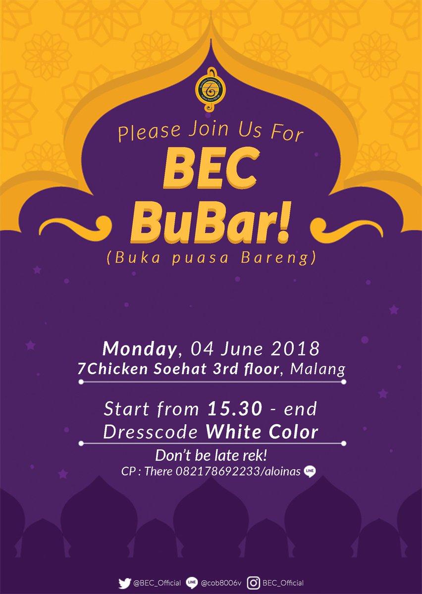 Paduan Suara FEB UB (@BEC_official)   Twitter