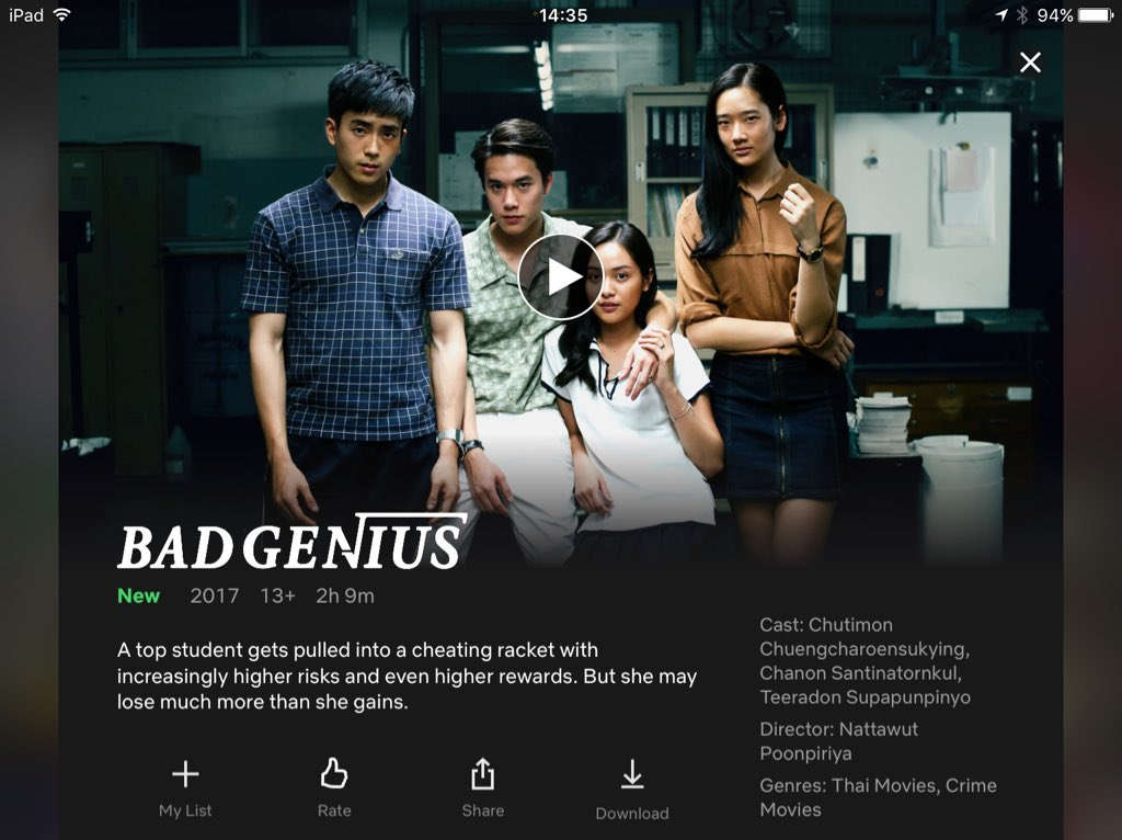 bad genius download