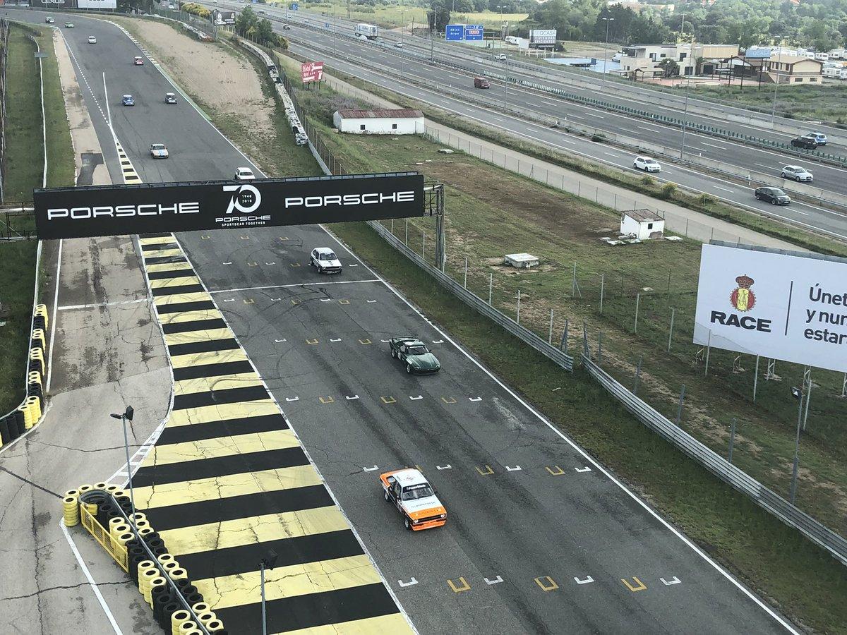 Circuito Jarama : Cuenta atrás para espíritu del jarama revista de coches