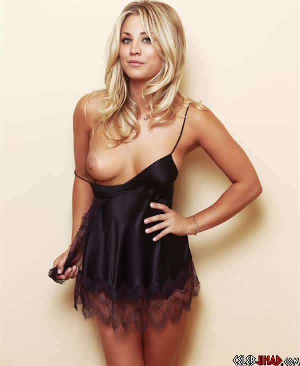 Hot very kaley cuoco