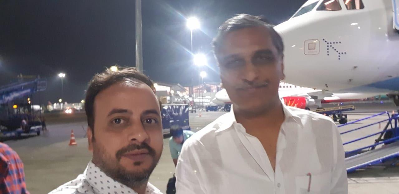 Wish you a very happy birthday Sir @trsharish https://t.co/w7IiCURClS