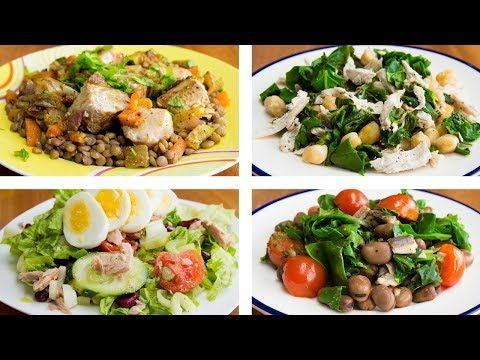 4 Healthy Lunch Ideas To Lose Weight | Easy Healthy Recipes - https://t.co/DUHAA9hjgF https://t.co/D9uXoNF0HP