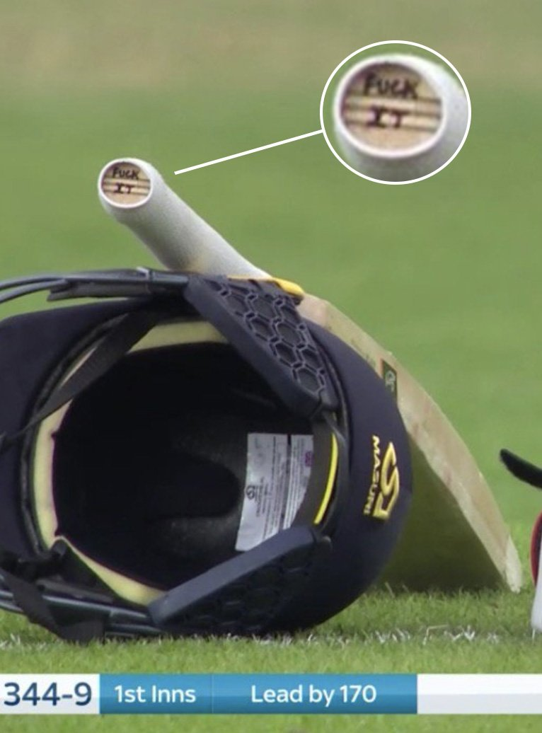 Jos Buttler's X-Rated Message On His Bat Catches Cricket Fraternity's Attention