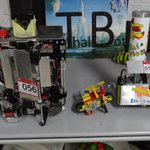 Image for the Tweet beginning: Equipe THALBOT: Stéphane, Lea (11ans)