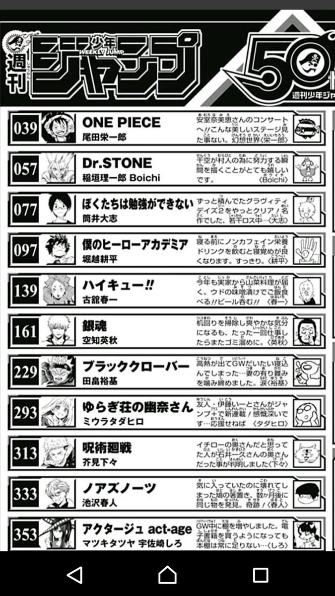 """Toshihiro_Takahashi on Twitter: """"ONE PIECEの尾田栄一郎さんも、安室 ..."""