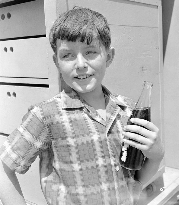 Happy Birthday to Jerry Mathers! He turned 70 on June 2nd.
