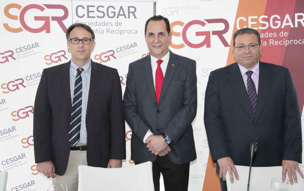CESGAR SGR on Twitter: \
