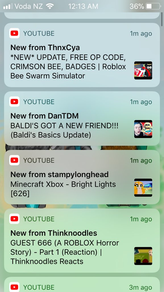 Endercookiez On Twitter So Um I Got The Notifications From