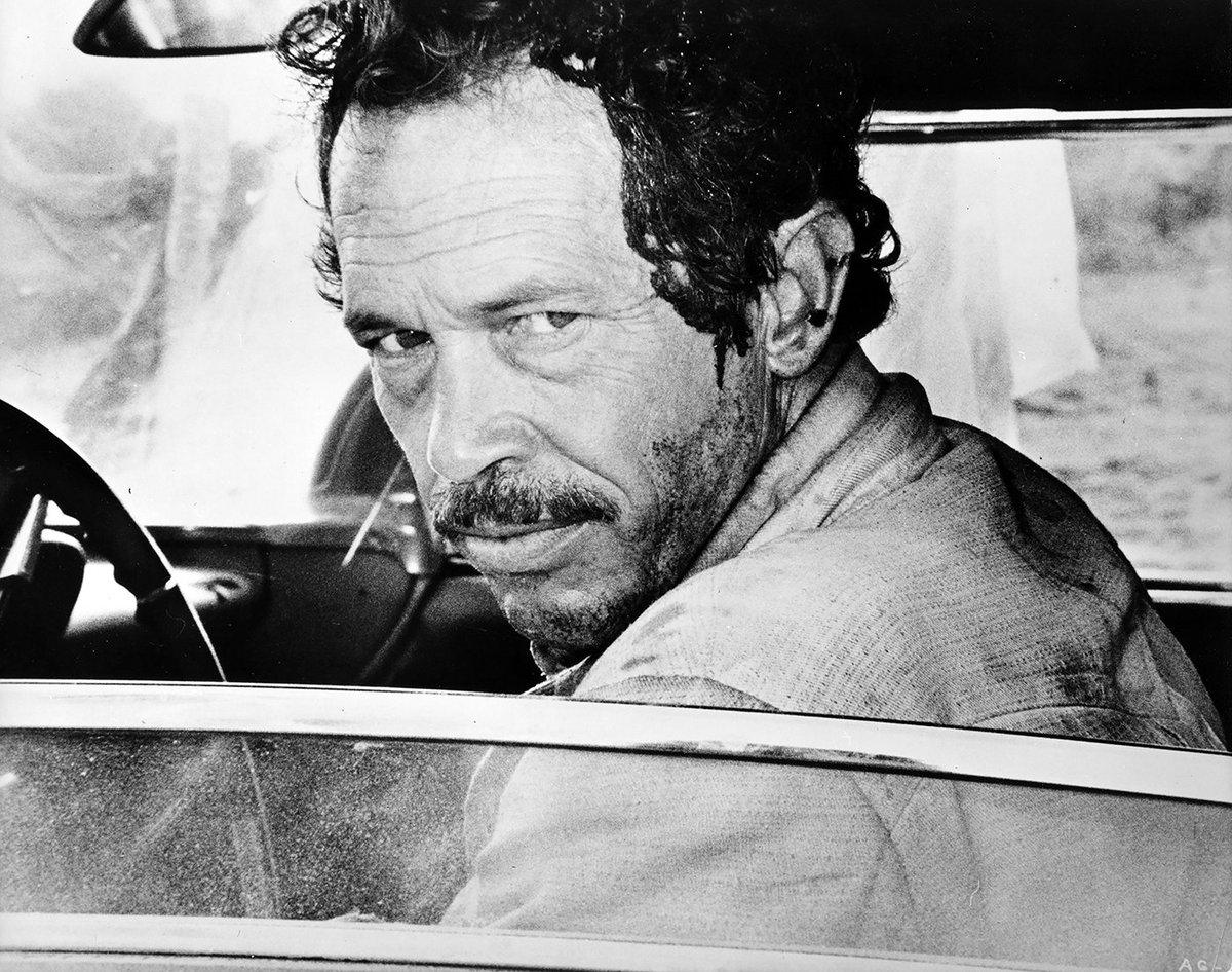 Warren Oates. Bring Me the Head of Alfredo Garcia (1974). #Cinema #SamPeckinpah https://t.co/loc2uXQwh1