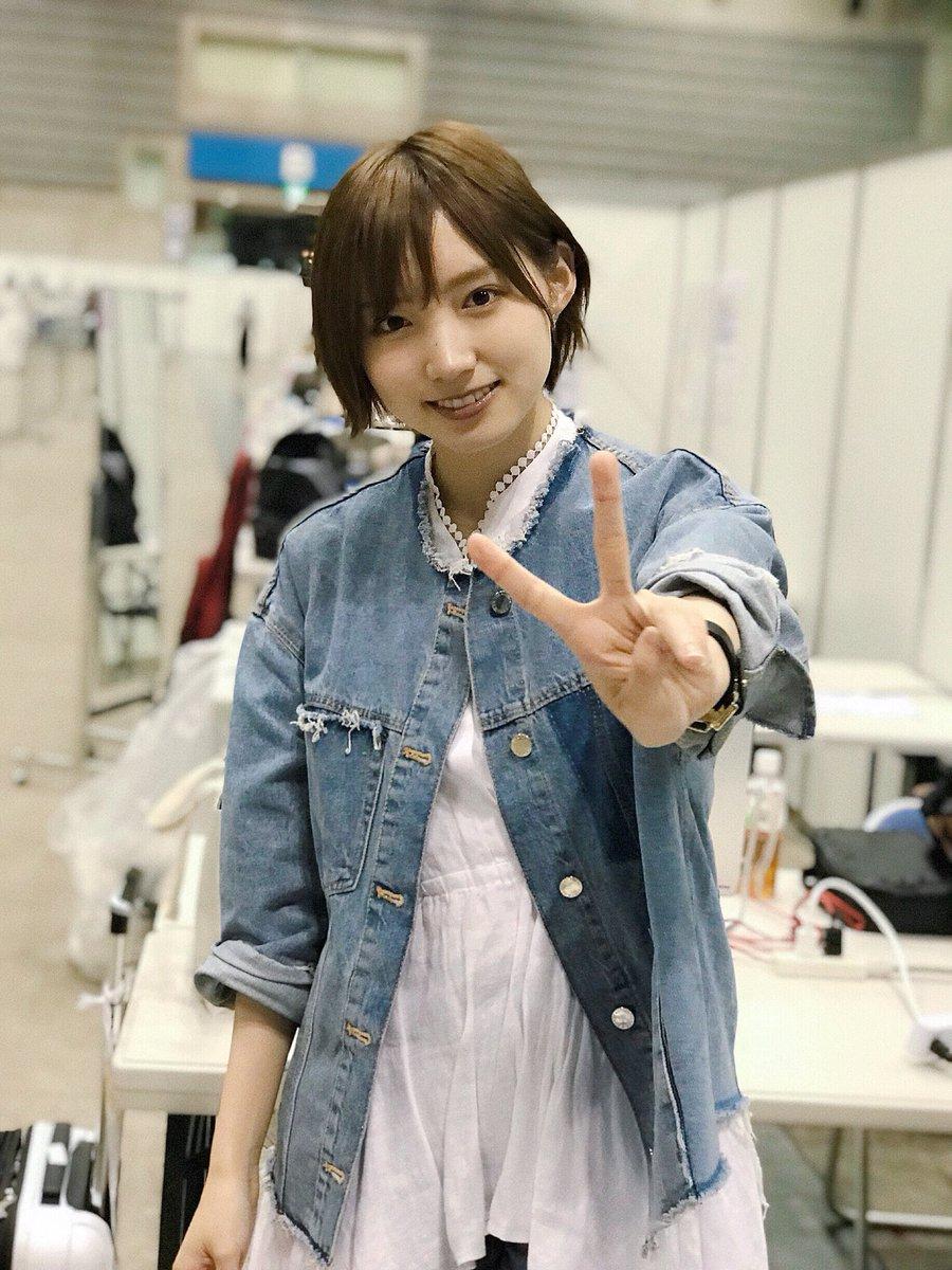 太田夢莉の私服画像