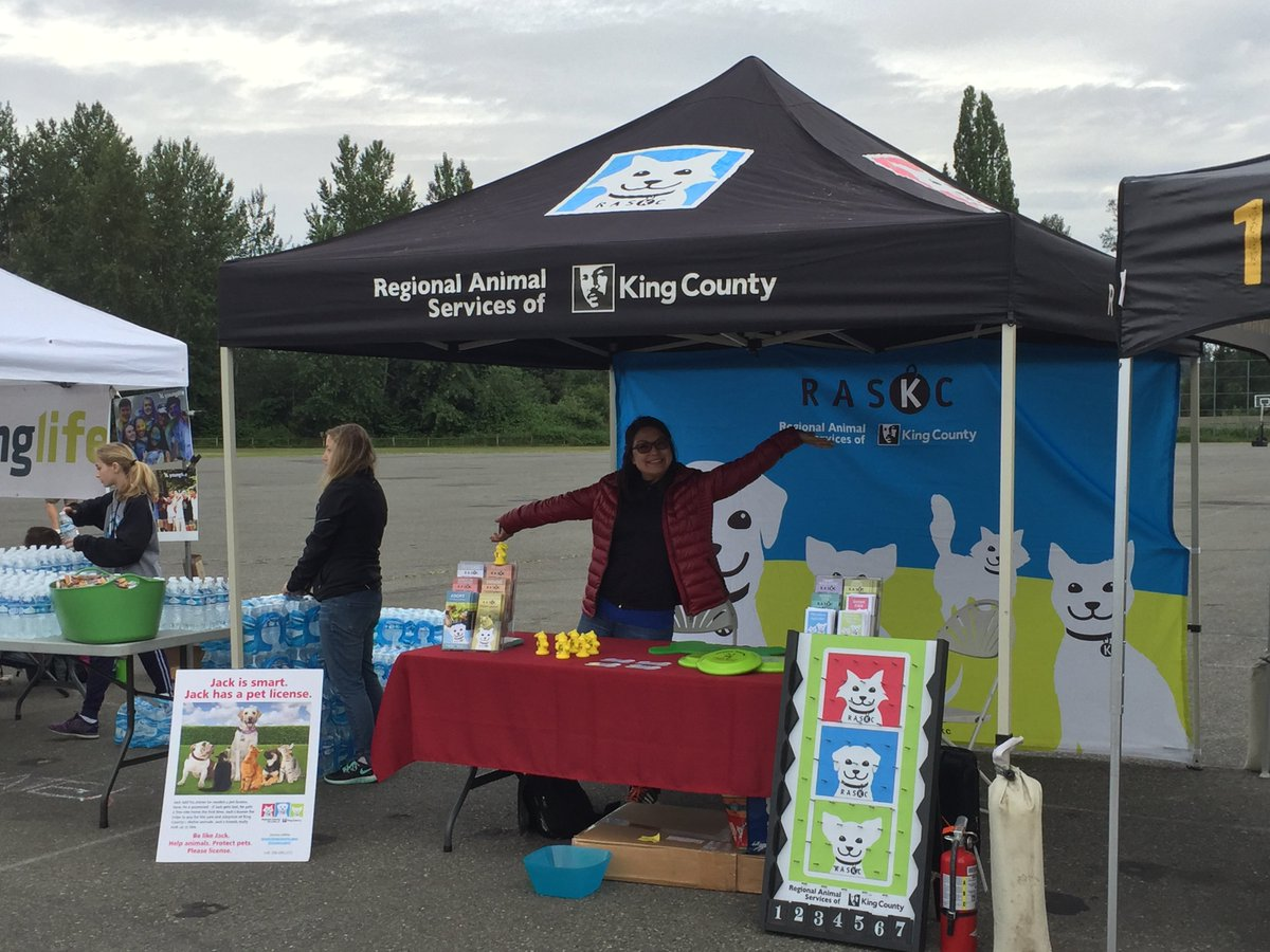 "Big Backyard 5K king county pets on twitter: ""coming to the @iheartkcparks big"