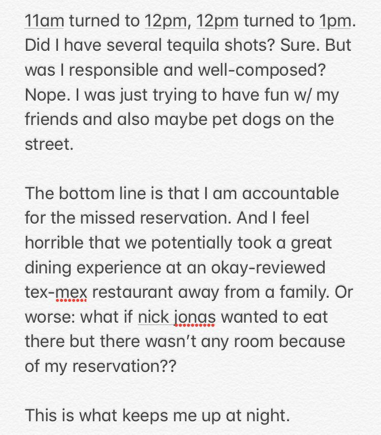 Jon Savitt On Twitter OpenTable Here Is My Official Apology I - What is open table reservation