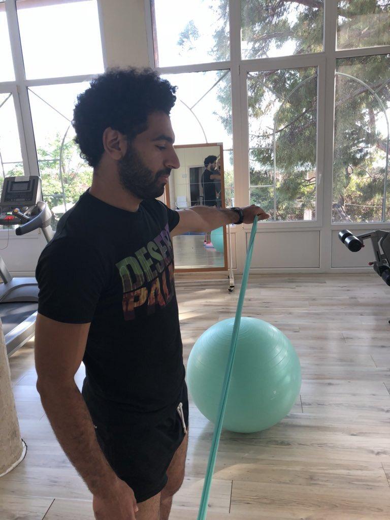 Tin mới nhất về chấn thương của Salah