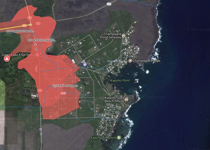 Hawaii - TRAPPED residents, DROP OF MAGMA UNDER CALDERA CAUSING COLLAPSING OF CRATER INTO EMPTY SPACE NOW HAPPENING. DeyMo1tVQAAyZ6w?format=jpg&name=small