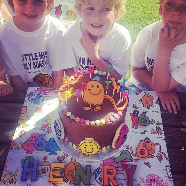 Mr Men Little Miss On Twitter Wow What A Cake We Hope You All