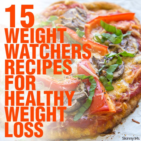 15 Weight Watchers Recipes for Healthy Weight Loss https://t.co/5BBAosRWxC https://t.co/bbn5q34yTI