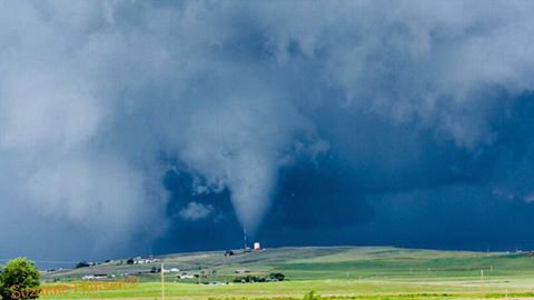 An EF3 #tornado has touched down in Wyoming for the first time in over 30 years: https://t.co/qkjRJ1KVia
