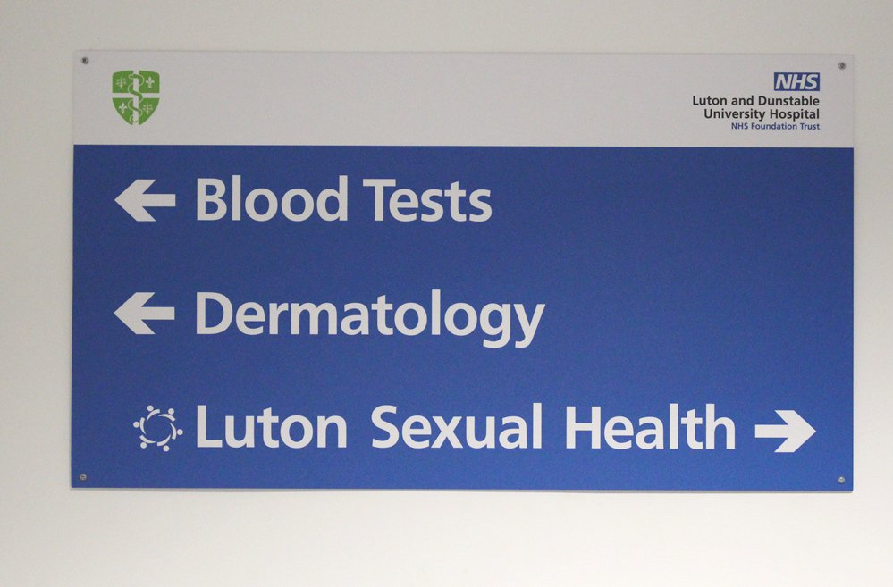 Sexual health clinic dunstable